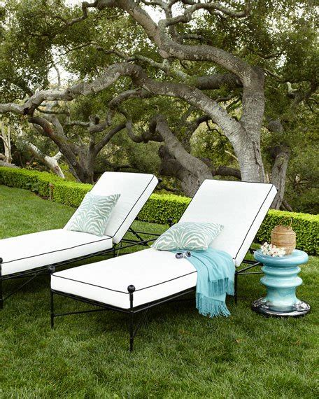 horchow outdoor furniture horchow outdoor furniture sale save 40 on patio furniture chaise lounges decor and more