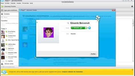 How Can Find Me On Skype Especial Como Encontrar O Brksedu No Skype