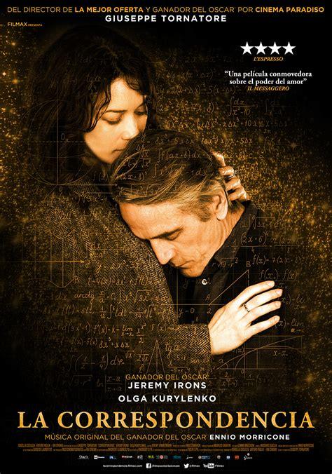imagenes de amor eterno la pelicula cartel de la correspondencia poster 1 sensacine com