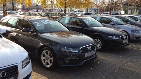 Audi Gebrauchtwagen Tage volle autoh 228 user beim quot audi gebrauchtwagen tag quot autohaus de