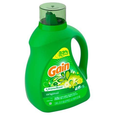 Detergen Liquid Laundry gain hec original liquid laundry detergent 100 oz target