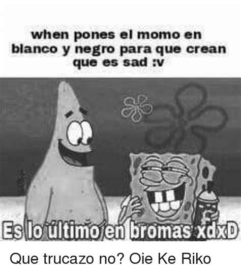 imagenes sad blanco y negro when pones el momo en blanco y negro para que crean que es