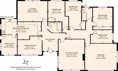 5 bedroom bungalow house plans www indiepedia org