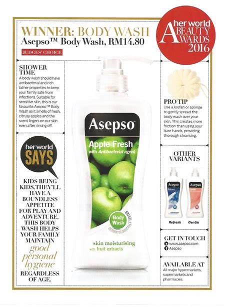 Asepso Wash asepso newage sdn bhd