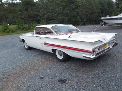 top impala for sale 1960 chevrolet impala top coupe hi po 348 for sale