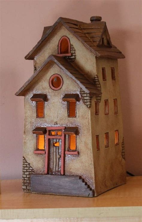 clay house harry tanner design architectural sculpture ceramic