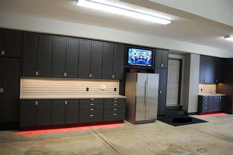 Garage Cabinet Systems Inspiration The The Advantages Of Using Garage Storage Systems Garage Door Opener System Net Garage Storage