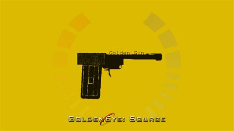 gold gun themes goldeneye source weapons golden gun yellow wallpaper 1080