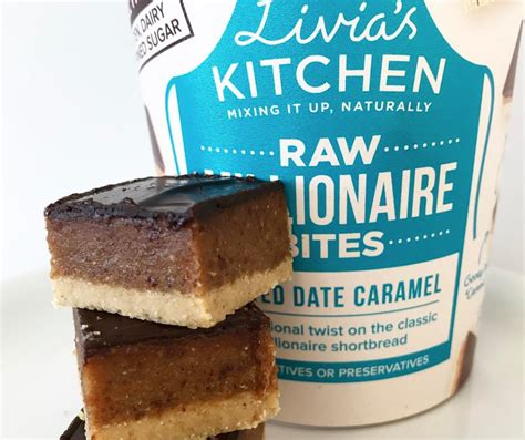 Livia S Kitchen Millionaire Bites Buy by My Favourite Healthier Pre Made Foods Aaublog