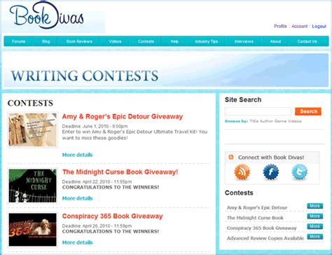 Book Giveaway Sites - free book giveaway sites where to win free books