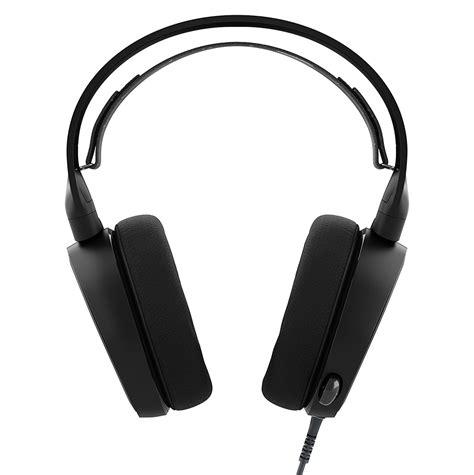 Steelseries Headset Arctis 3 Black steelseries arctis 3 gaming headset black gamegear be
