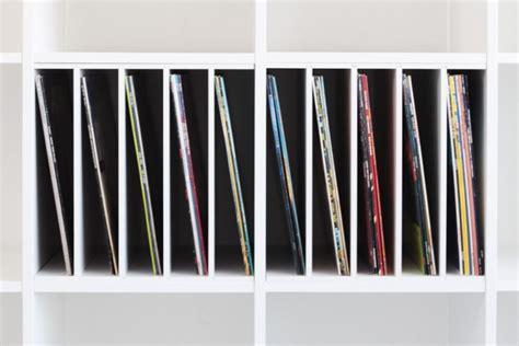 ikea regaleinsatz so wird dein ikea regal zum vinyl speicher news