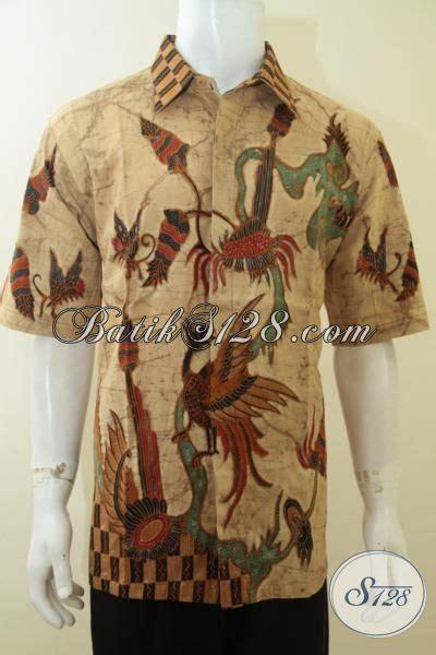 Koleksi Terbaru Kemeja Coklat Sw Kemeja Pria Katun Stretch 1 kemeja batik eksklusif untuk pria berkelas motif modern