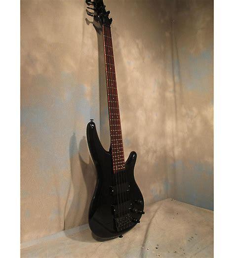 Gitar Bass Sdgr 5 String 10 ibanez sdgr sr885bk 5 string mij bass guitar reverb