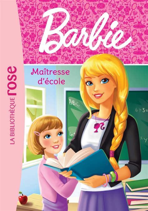 Barbie Tome 01 Ma 238 Tresse D 233 Cole