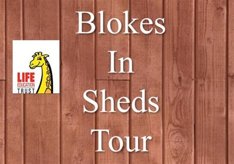 Blokes In Sheds by Education Trust Presents Blokes In Sheds Tour The Theatre Royal