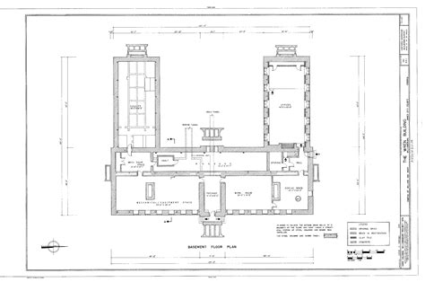 zoom in on blueprints of the wren building the colonial