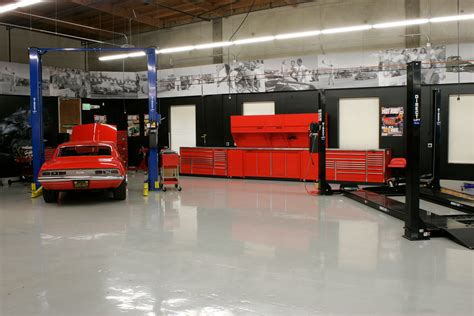 Garage Shops | hot rod magazine shop garage mahal hot rod network