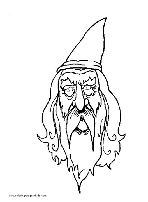 Wizard Coloring Pages Wizward Witch And Magic Color Page Printable Coloring by Wizard Coloring Pages
