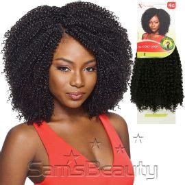 short 4c crochet braids outre synthetic hair crochet braids x pression big