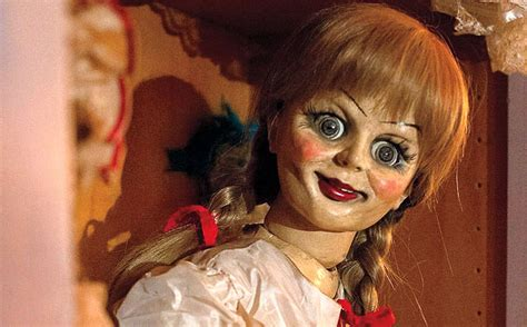 annabelle doll 2014 s horror corner annabelle 2014 an incompetently