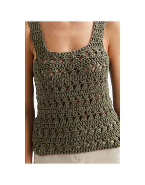 Cute Pattern Tops | cute tank top free crochet pattern crochet kingdom
