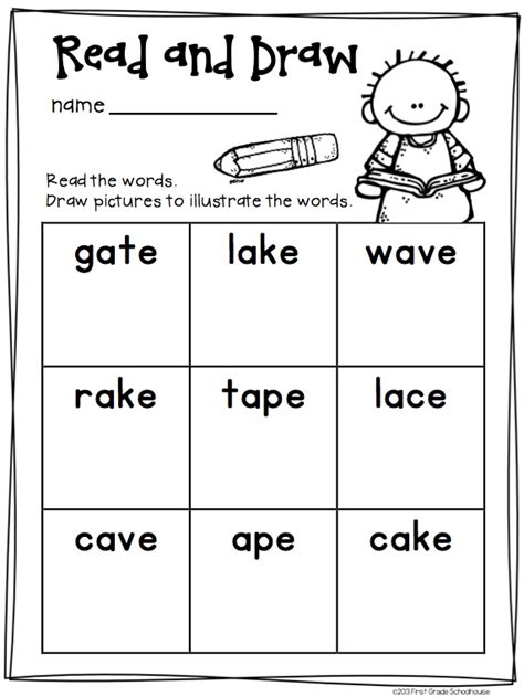 cvce pattern activities long a word work in the classroom long vowels and ell