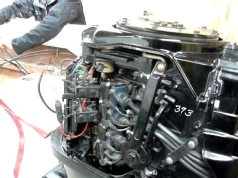 mercury outboard motor knocking noise mercury 75 hp 4 cyl doovi