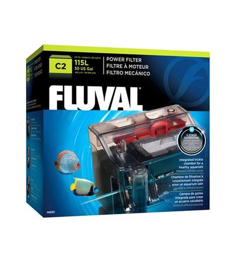 Fluval C2 Power Filter 14001 fluval c2 power filter external filter hagen 14001
