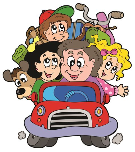 family car clipart family car trip clipart panda free clipart images