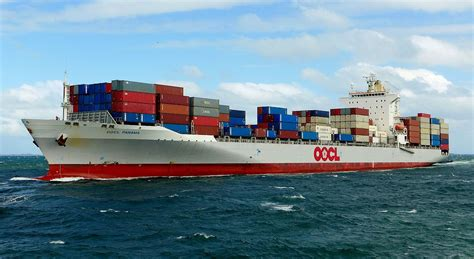 Largest Ship In The World orient overseas container line wikipedia