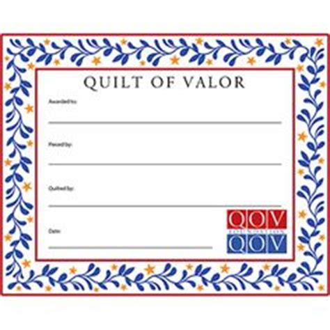 Quilt Of Valor Label by 1000 Images About Quilts Of Valor Labels On