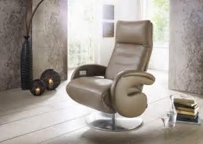 fauteuil relaxation manuel cuir superjim