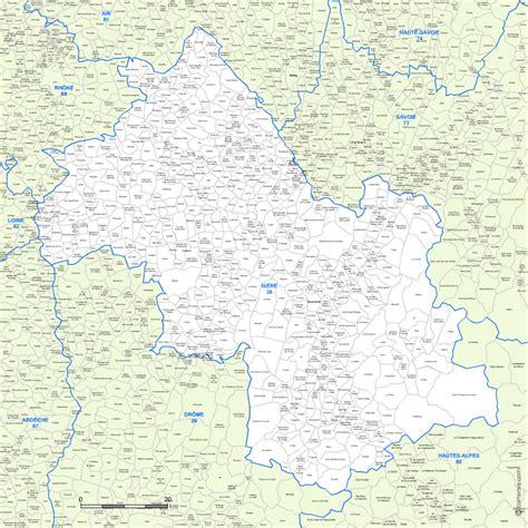 chambre des notaires de l isere carte des villes et communes limitrophes de l is 232 re