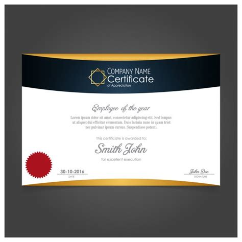 certificate design elegant certificate design vectors photos and psd files free