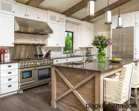 rustic white kitchen whitewashed cabinets modern kitchen design kitchen