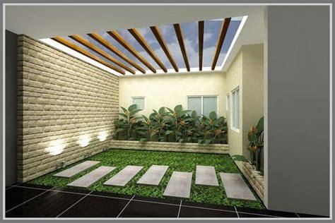 membuat rumah harum membuat taman minimalis di dalam rumah
