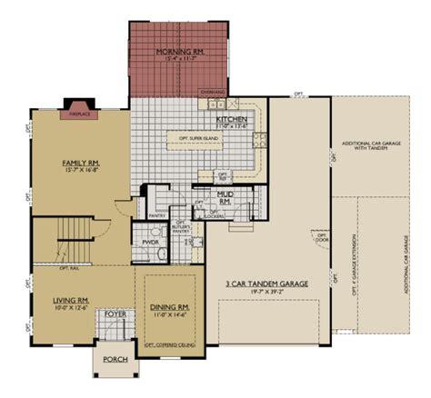 william ryan homes floor plans interactive floorplan william ryan homes jericho model crown highland woodscrown highland woods