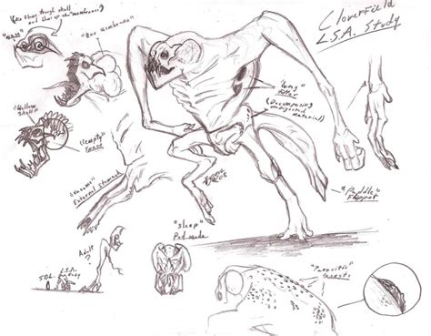 Im To See Cloverfield by Cloverfield L S A Study By Seansumagaysay On Deviantart
