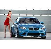 BMW M2 Gigi Hadid Commercial