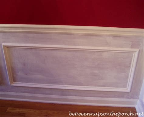wainscoting chair rail molding dining room upgrade add picture molding beneath a chair rail