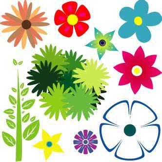 imagenes flores vectorizadas imagenes flores caricatura buscar con google flor