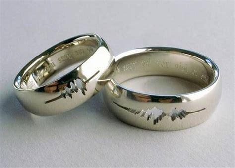 latest engravings  wedding rings