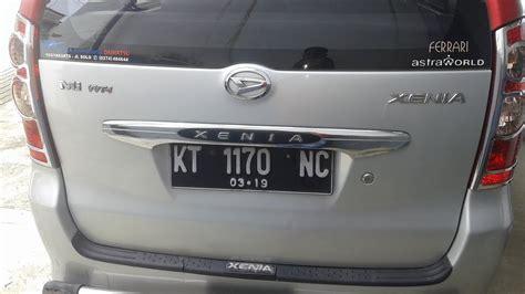 Mesin Xenia 1000cc dijual mobil daihatsu xenia mi 2008 mesin 1000cc silver