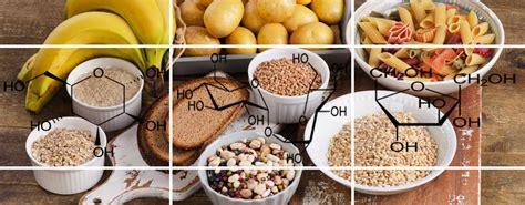 alimenti contenenti carboidrati quali sono i carboidrati quelli semplici e complessi