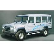 The Force Trax Is Currently Available With Up To 11 Seater Variants