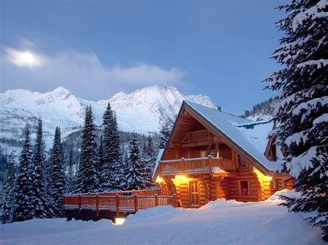 Lake Cabin Kits by Canada S 12 Best Winter Destinations