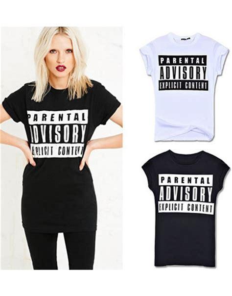 Tumbl T T Shirt Kaos Parental Advisory content t shirt parental advisory fashion swag awesome world store