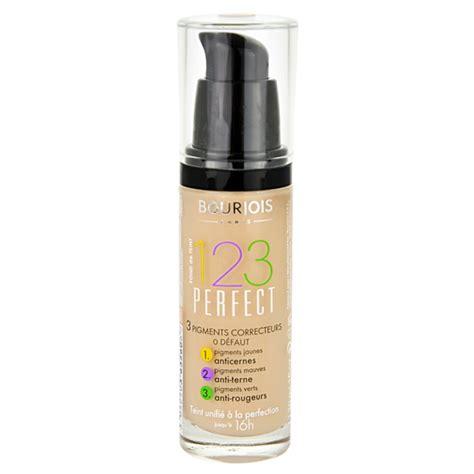 Makeup Bourjois bourjois 123 make up lichid pentru look