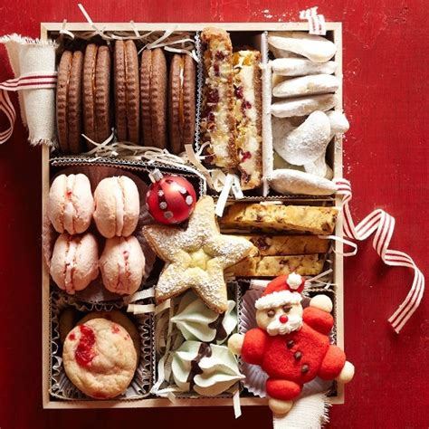 diy gift christmas cookie gift box